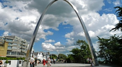 The Arch at the Leas Folkestone